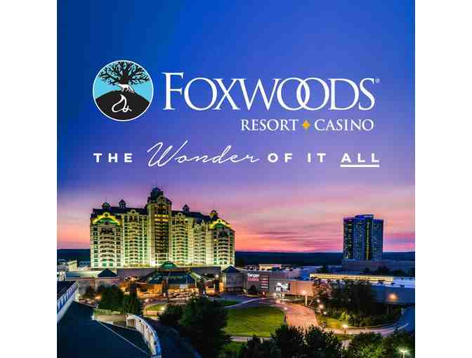 Foxwoods Overnight Stay and $100 Restaurant Gift Card - Photo 1