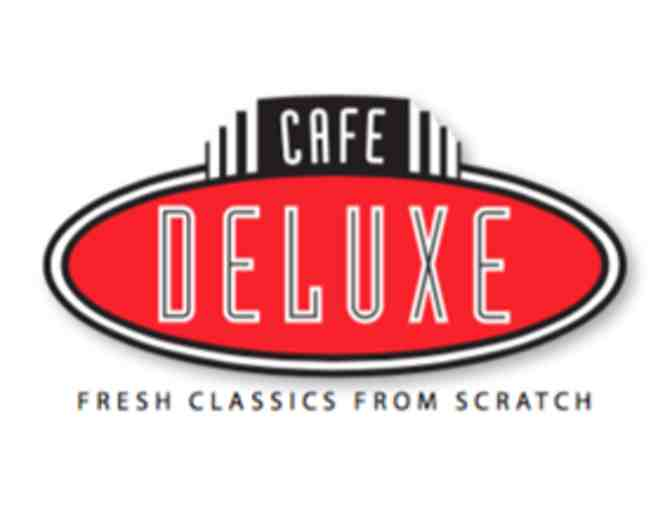 $25 Gift Card to Cafe Deluxe Tyson's - Photo 1