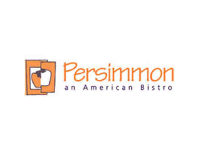 $200 Gift Card to Persimmon - An American Bistro - Photo 1