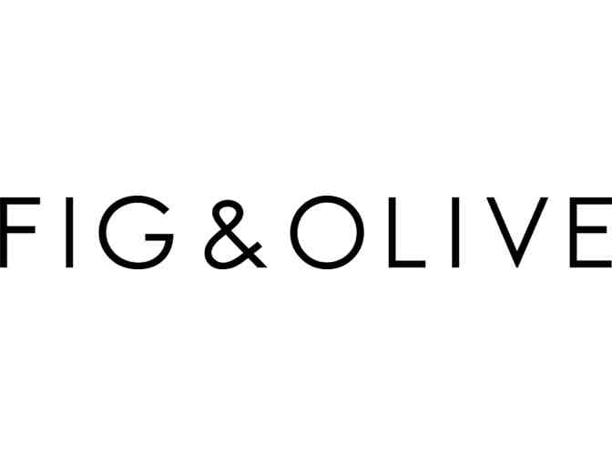 $100 Gift Card to Fig and Olive - Photo 1