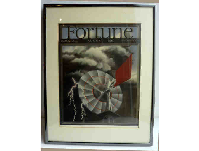 Fortune Magazine Cover: August 1939