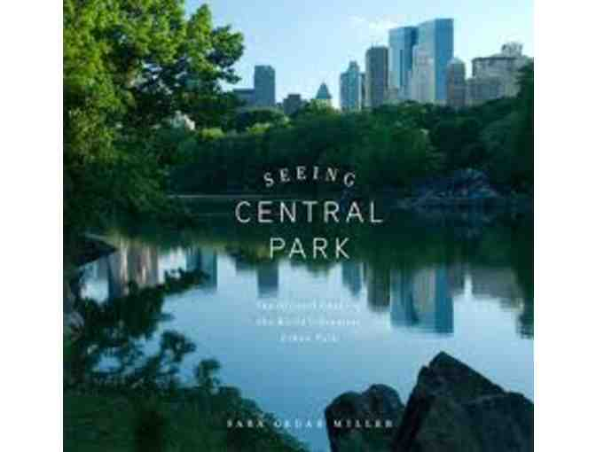 Central Park Tour - with Sara Cedar Miller