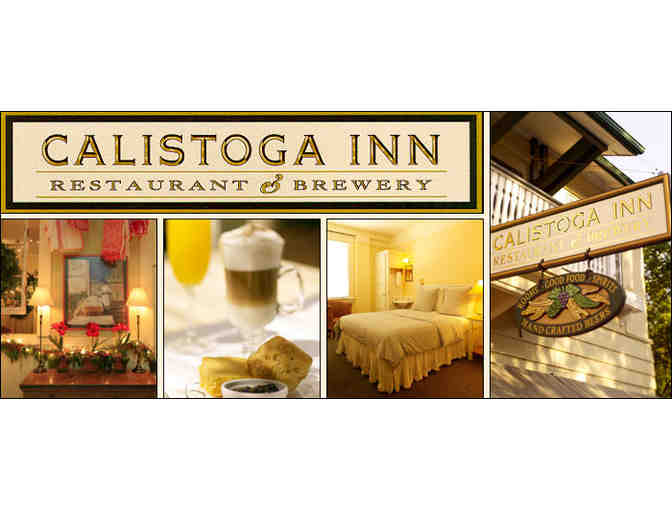 Calistoga Inn & Brewery - One Night Hotel Stay