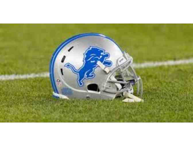 Lions vs. Patriots Scrimmage - VIP Tickets to the Detroit Lions Training Camp! 8/5 or 8/6! - Photo 1