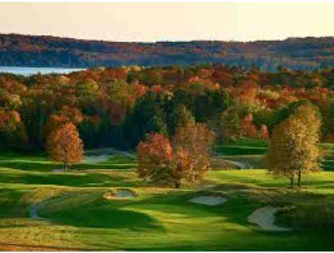 Crystal Downs Golf Trip for Four
