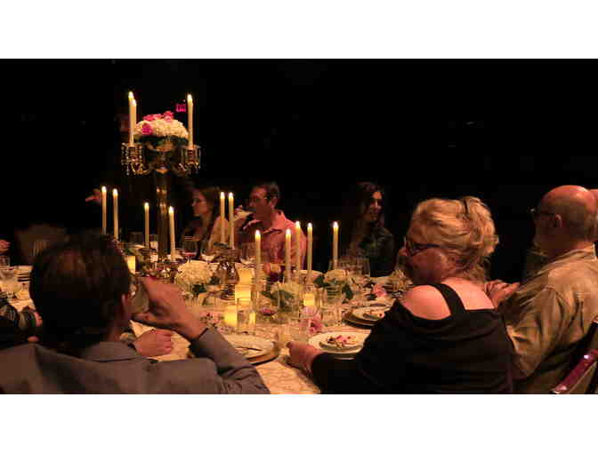 Dinner on the Set of Sherlock Holmes and the Adventure of the Fallen Souffle - Photo 2