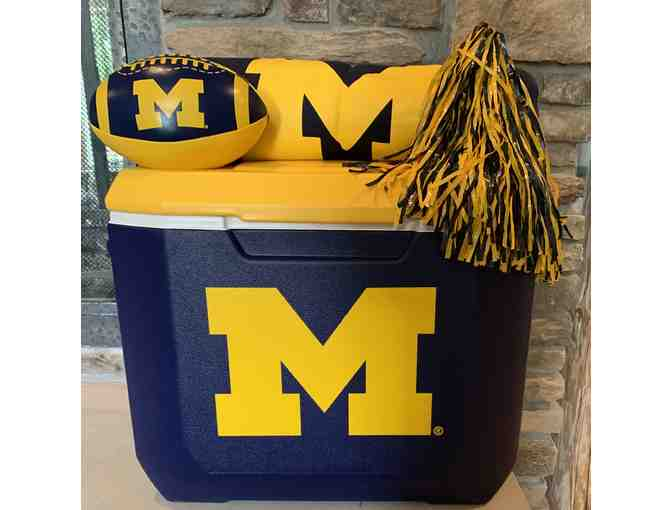 4 Tickets to University of Michigan vs. Army (sold out game!) and Tailgate! Sept. 7, 2019