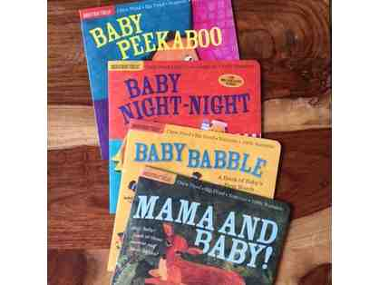 Indestructible & Highly Engaging Baby Books!