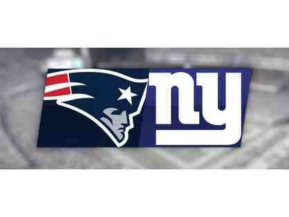 New England Patriots v  New York Giants Preseason Tickets 8/29/2019