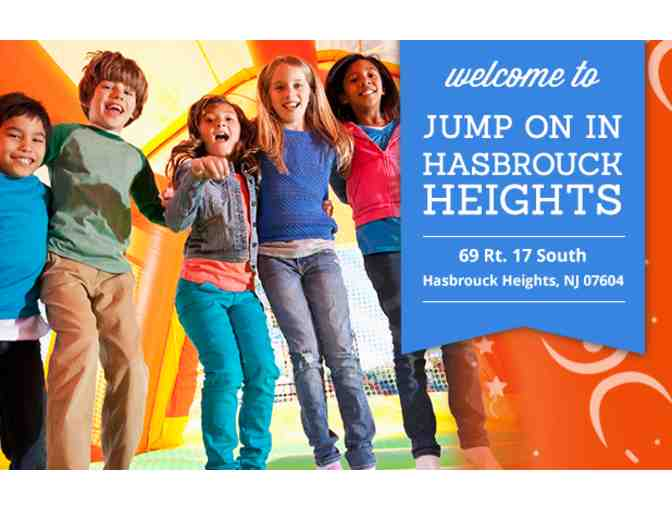 Birthday Party Package at Jump On In! - Hasbrouck Heights, NJ
