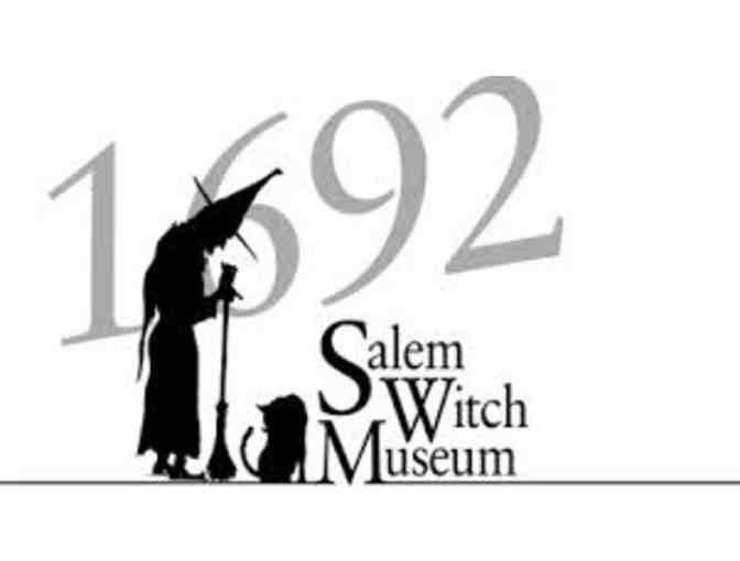 Family 6-Pack of Passes to the Salem Witch Museum - Salem, Massachusetts