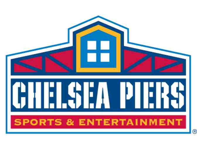 Six (6) Chelsea Piers Passports - (New York City, NY)