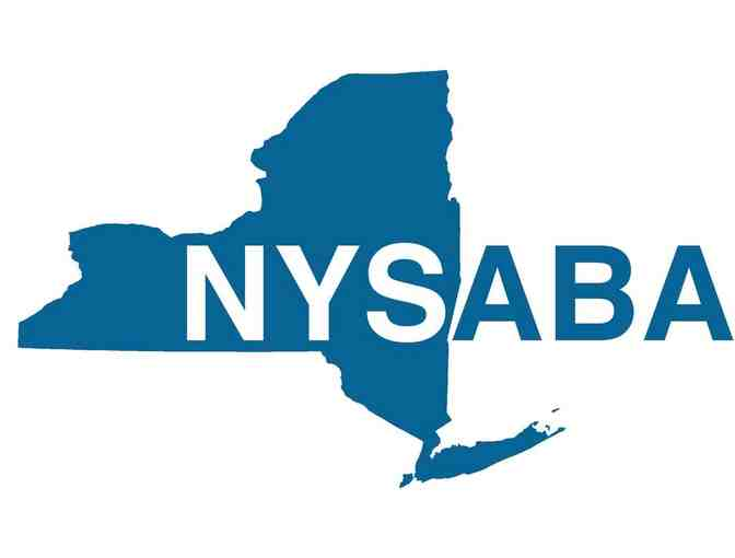 One Professional Member Conference Registration  for NYSABA