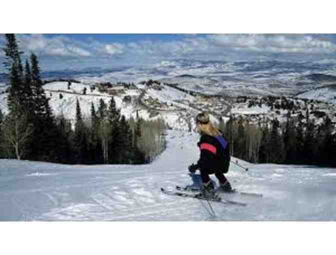 Two 1-day Ski Lift Tickets - Deer Valley Resort - Park City, Utah