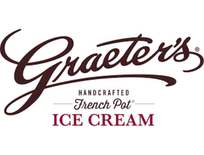 Graeter's Ice Cream - $20 Gift Certificate (IN/KY/OH/PA)