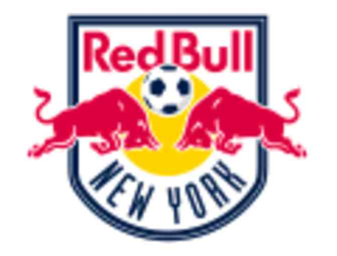 Two Tickets to a New York Red Bulls Game