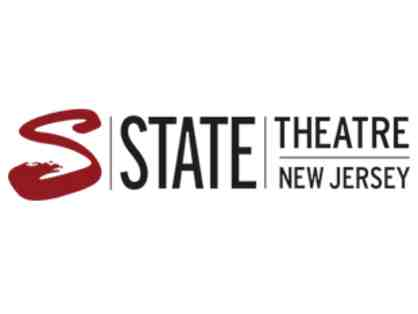Voucher for Two (2) Tickets to State Theater New Jersey - New Brunswick, NJ