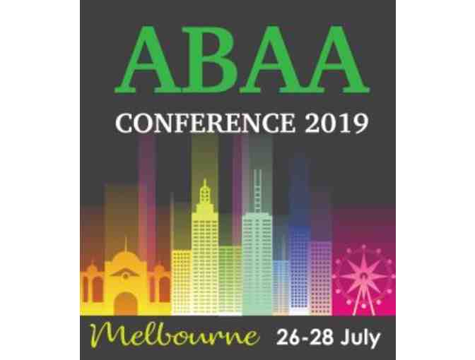 One 'Professional Member' Conference Registration for ABA Australia 2019 Conference