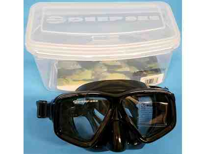 Deep See Clarity Scuba Dive Mask