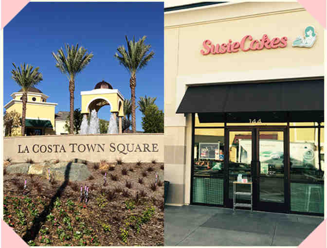 SusieCakes (Carlsbad) - Gift Certificate for 1 Dozen Signature Frosting Filled Cupcakes