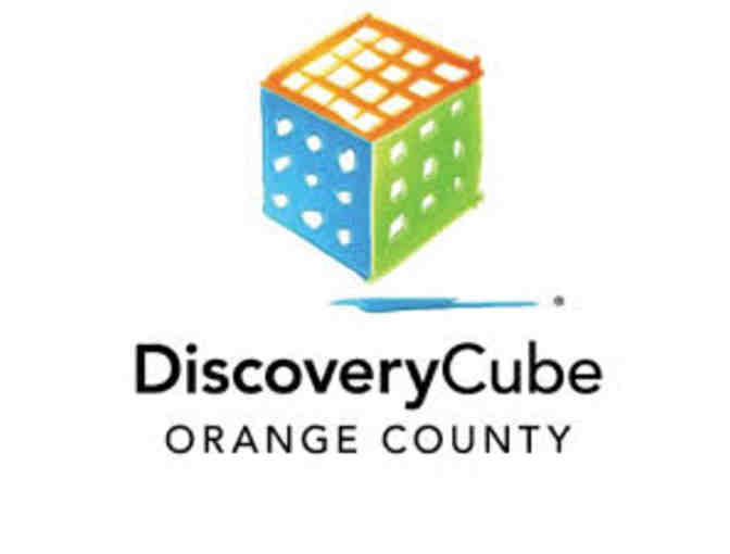 DiscoveryCube: Orange County - 4 Admission Passes