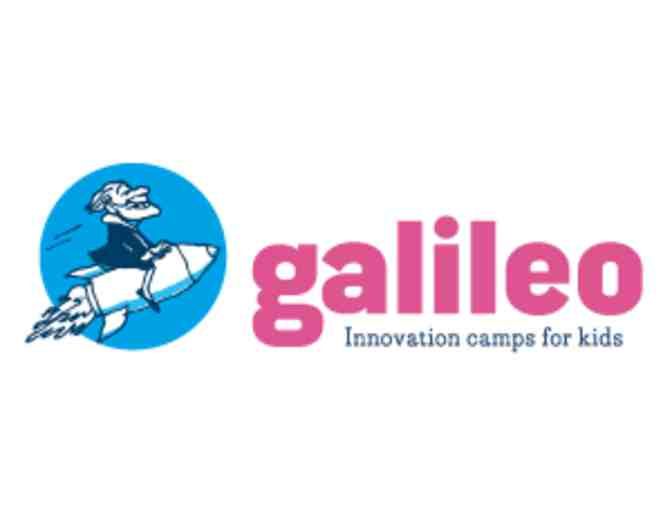 Galileo Innovation Camps - $100 Off a Week of Camp
