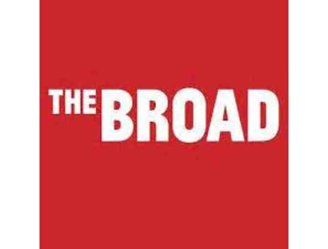 The Broad - VIP Pass for 4