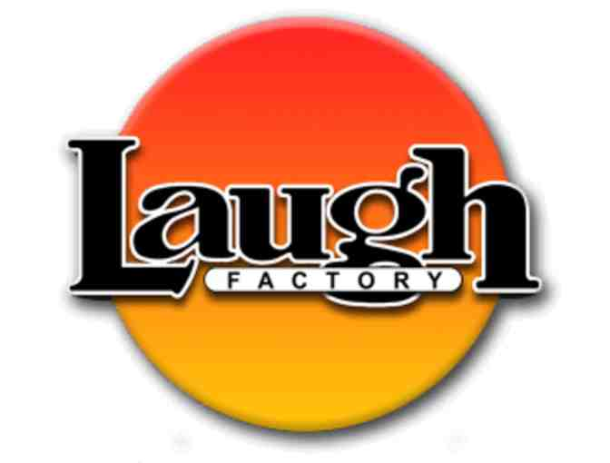Laugh Factory - 4 Tickets