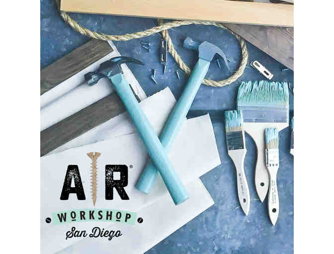 AR Workshop (San Diego) - $65.50 Gift Card