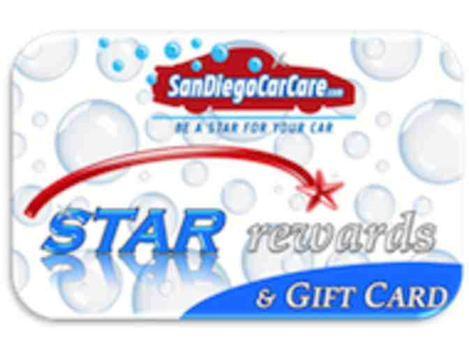 San Diego Car Care - $125 Gift Card
