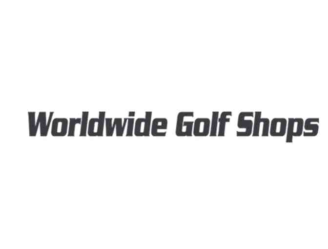 Worldwide Golf Shops - $50 Gift Card