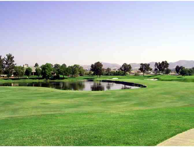 Bear Creek Golf Club (Murrieta) - Certificate for a Foursome