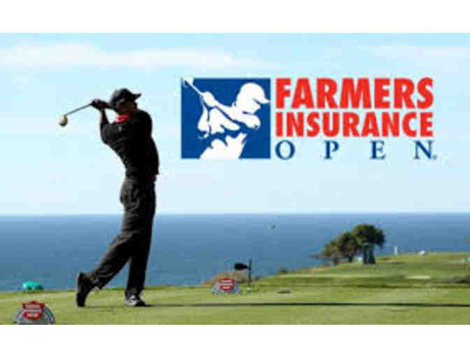 2019 Farmers Insurance Open Golf Tournament (Jan. 24-27, 2019) - 2 Tickets