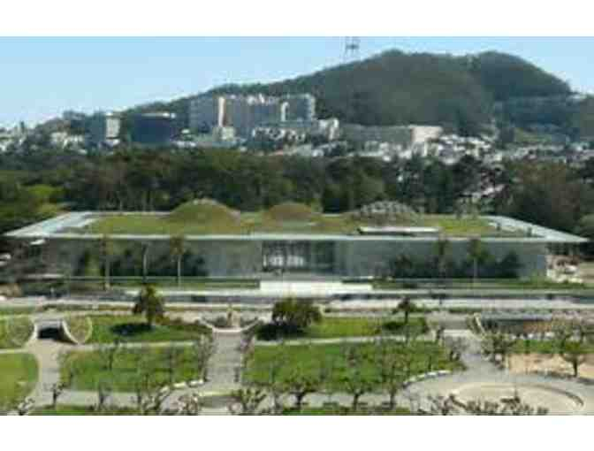 California Academy of Sciences (San Francisco) - 4 General Admission Tickets