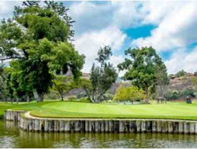 Sycuan Golf Resort -  2 Vouchers for a Round of Golf for 2 (Cart Included)