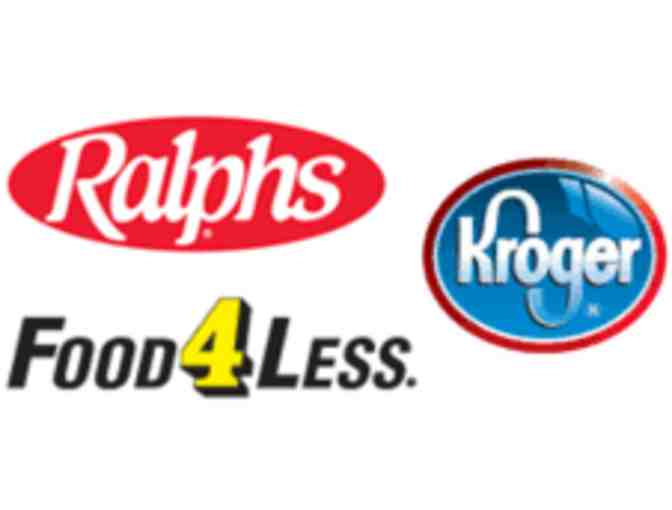 Ralphs Grocery Store - $50 Gift Card