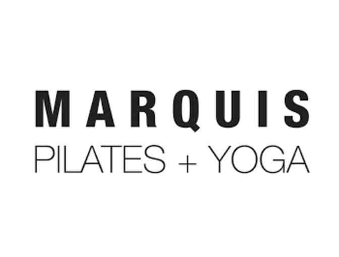 Marquis Pilates + Yoga (Tierrasanta) - Gift Certificate for 5 Mat Classes