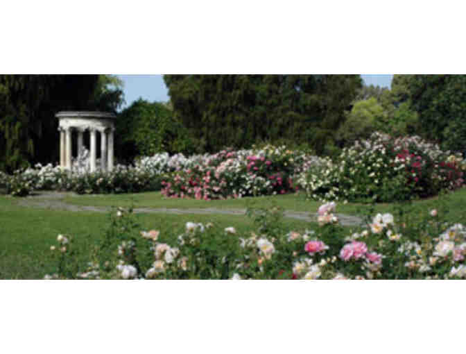 The Huntington Library - 2 Guest Passes