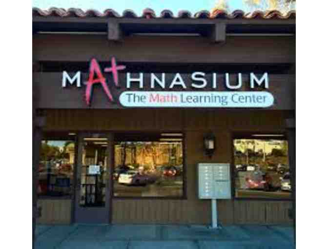 Mathnasium of Mission Gorge - Gift Certificate for 1 Month Mathnasium Membership