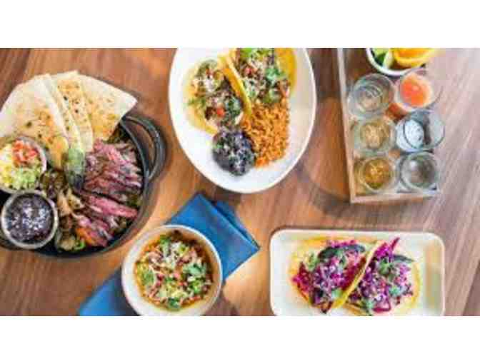 Blanco Tacos + Tequila - $50 Gift Card