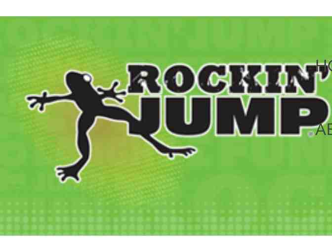 Rockin' Jump - Party for 10