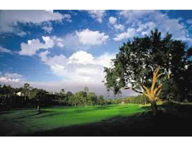 Lomas Santa Fe Country Club - Voucher for a Foursome