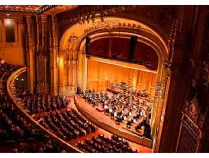 San Diego Symphony - Voucher for 2 Tickets to a Performance in the 2018-19 Winter Season