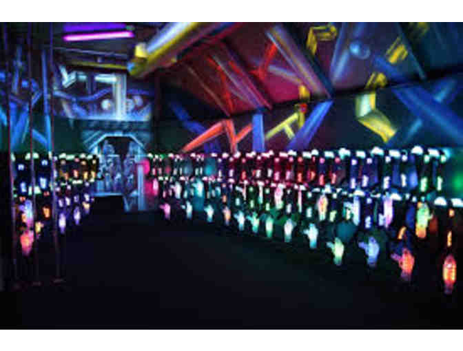 UltraZone Laser Tag - Gift Certificate for 6 Free Games - Photo 2