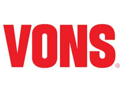 Vons Pavilions - $25 Gift Card