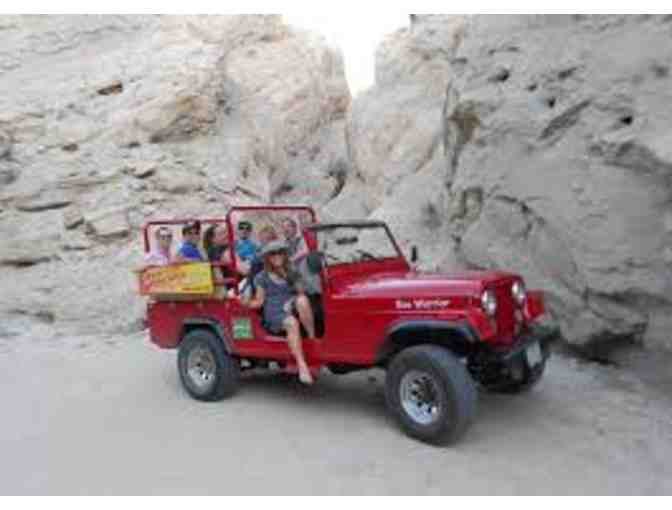 Desert Adventures - Red Jeep Tours (Palm Desert) - Gift Certificate for $100 Credit - Photo 2