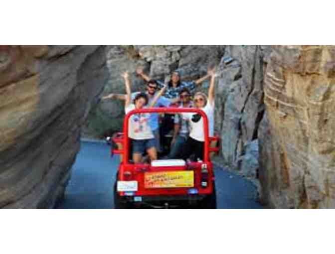 Desert Adventures - Red Jeep Tours (Palm Desert) - Gift Certificate for $100 Credit - Photo 3