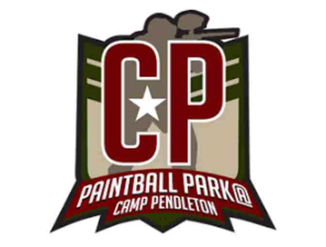The Paintball Park @ Camp Pendleton - 4 Person Admission Package Certificate - Photo 1