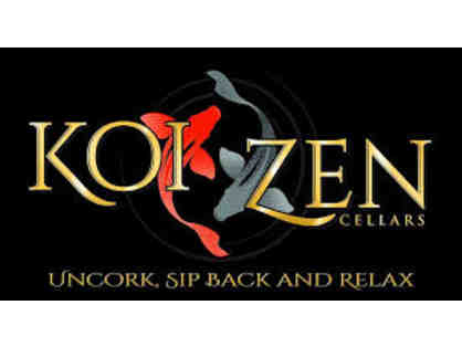 Koi Zen Cellars - Gift Certificate for Private Wine Tasting (for 8 people)
