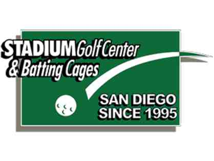 Stadium Golf Center - $30 Voucher Card